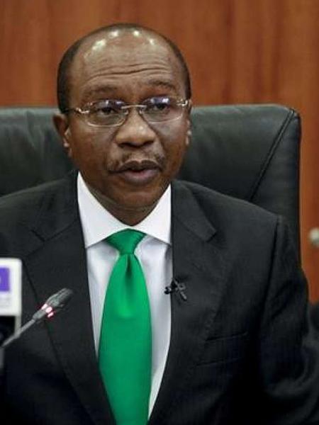 Dr. Godwin Emefiele             Governor, Central Bank Of Nigeria