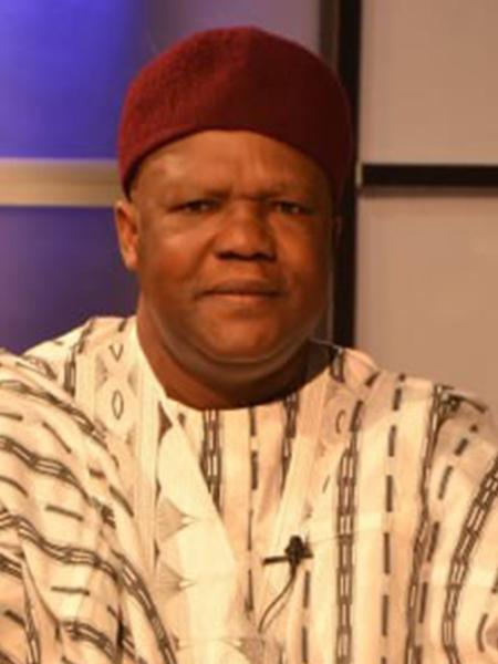 Dr. Obadiah Mailafia              Fmr. Deputy Gov. Central Bank Of Nigeria