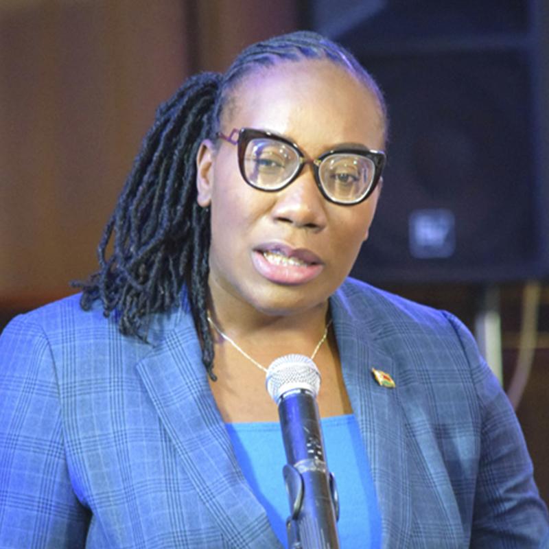 Hon. Anastasia Ndhlovu
