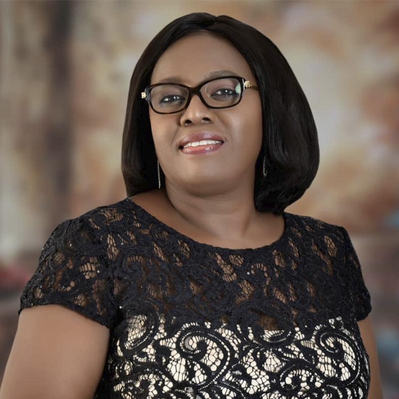 Mrs. Oluwatosin Dokpesi