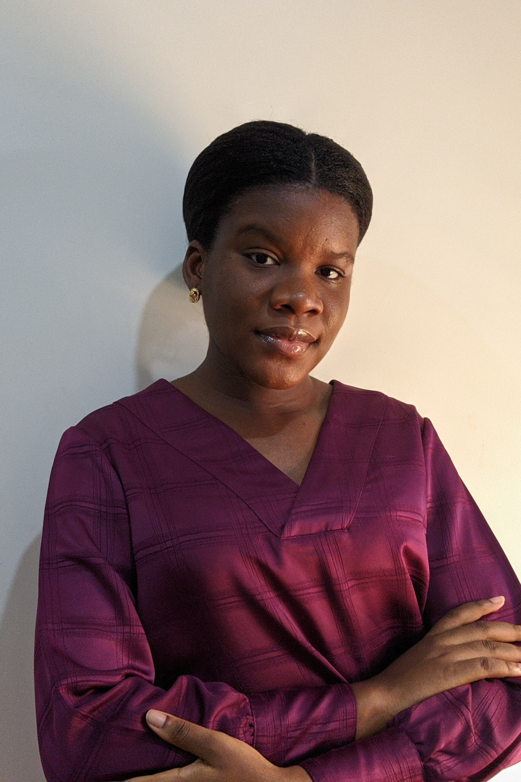 Naomi Ndifon - Research writer